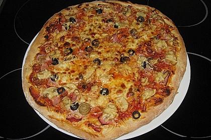Pizzaboden - dünn und knusprig 17
