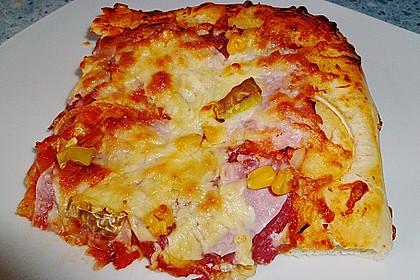 Pizzaboden - dünn und knusprig 38