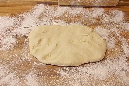 Pizzaboden - dünn und knusprig 57