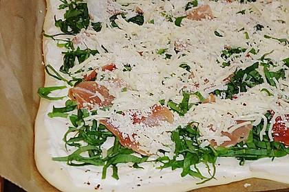 Pizzaboden - dünn und knusprig 11