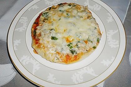 Pizzaboden - dünn und knusprig 42