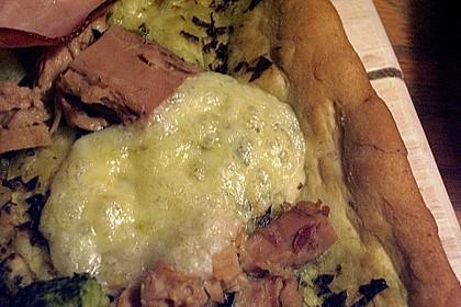 Pizzaboden - dünn und knusprig 105