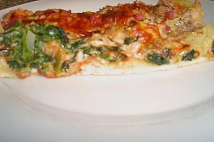 Pizzaboden - dünn und knusprig 103
