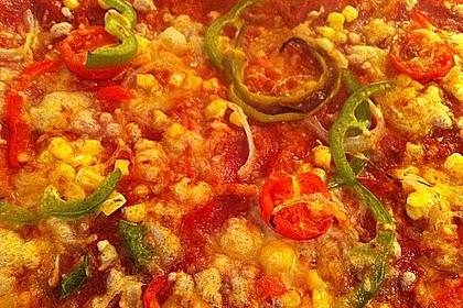 Pizzaboden - dünn und knusprig 49