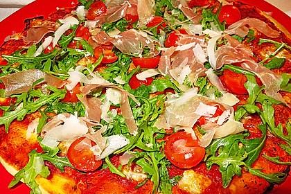 Pizzaboden - dünn und knusprig 48