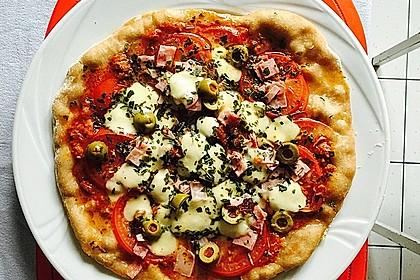 Pizzaboden - dünn und knusprig 33