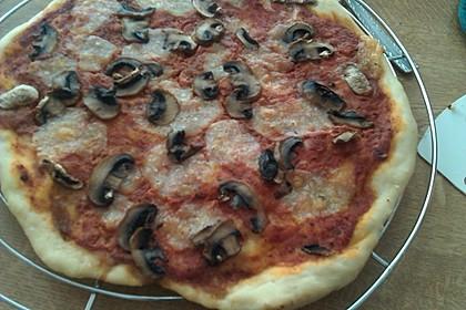 Pizzaboden - dünn und knusprig 15