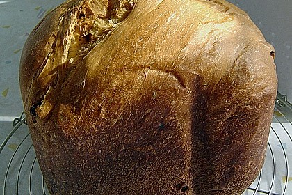 Rosinenstuten für den Brotbackautomat 7