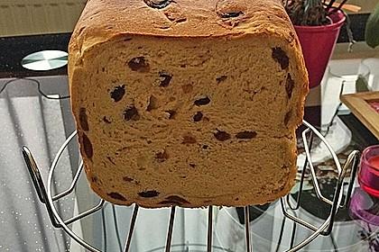 Rosinenstuten für den Brotbackautomat 3