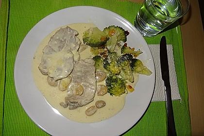 Camembertbraten