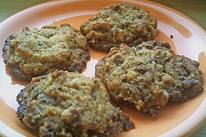 Chocolate Chips Cookies 4
