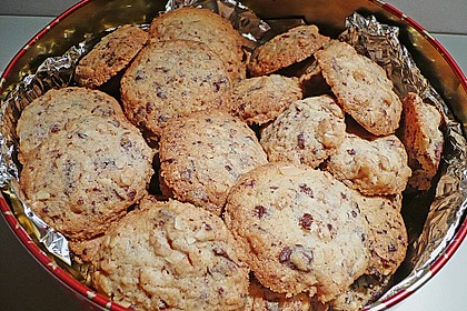 Chocolate Chips Cookies 5