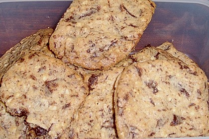 Chocolate Chips Cookies 10
