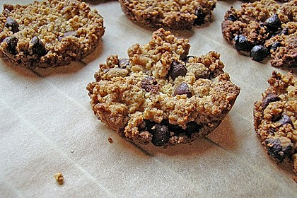 Chocolate Chips Cookies 6
