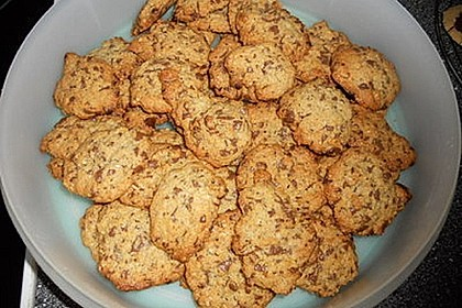 Chocolate Chips Cookies 3
