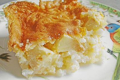 Rhabarber-Reis-Auflauf 4