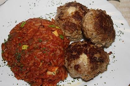 botos Bifteki mit griechischem Tomatenreis 13