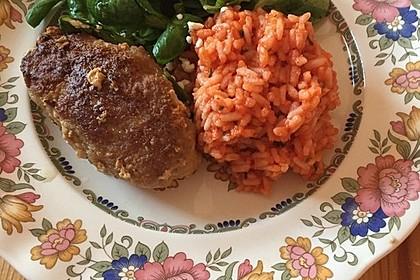 botos Bifteki mit griechischem Tomatenreis 37
