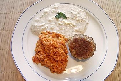 botos Bifteki mit griechischem Tomatenreis 40