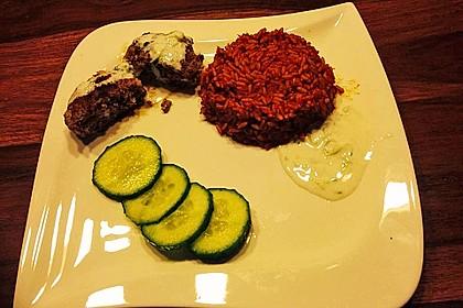 botos Bifteki mit griechischem Tomatenreis 44