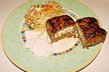 botos Bifteki mit griechischem Tomatenreis 30