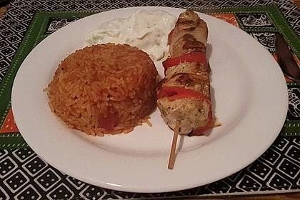 botos Bifteki mit griechischem Tomatenreis 39