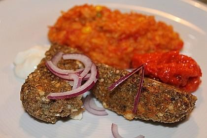 botos Bifteki mit griechischem Tomatenreis 23