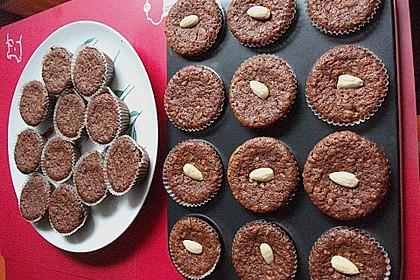Lebkuchen - Muffins
