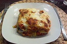 Lasagne mit Kürbis und Herbstgemüse