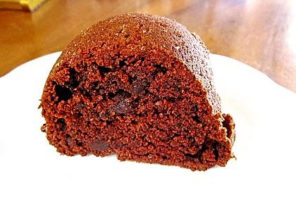 Schokoladiger Gewürzkuchen 1
