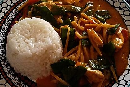 Thai Curry Erdnuss-Kokos-Hühnchen 50