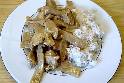 Thai Curry Erdnuss-Kokos-Hühnchen 82