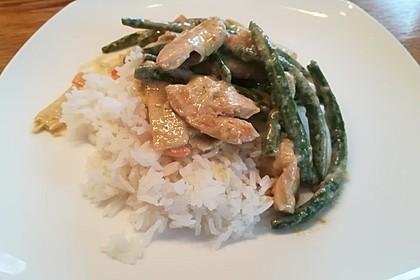 Thai Curry Erdnuss-Kokos-Hühnchen 73