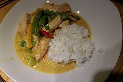 Thai Curry Erdnuss-Kokos-Hühnchen 51