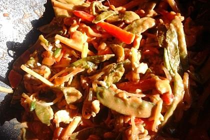 Thai Curry Erdnuss-Kokos-Hühnchen 76
