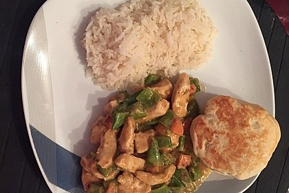 Thai Curry Erdnuss-Kokos-Hühnchen 53