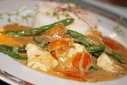 Thai Curry Erdnuss-Kokos-Hühnchen 37