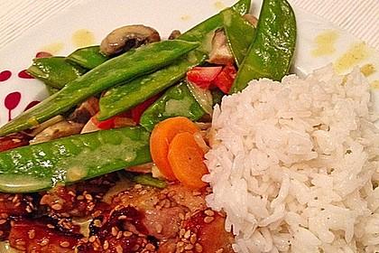 Thai Curry Erdnuss-Kokos-Hühnchen 35