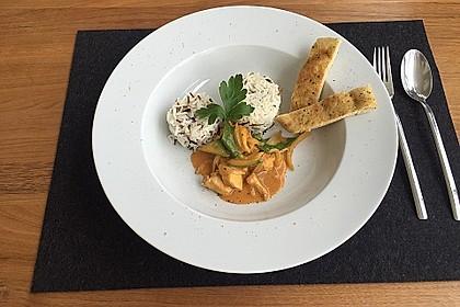 Thai Curry Erdnuss-Kokos-Hühnchen 22