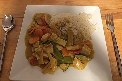 Thai Curry Erdnuss-Kokos-Hühnchen 64