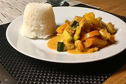 Thai Curry Erdnuss-Kokos-Hühnchen 32