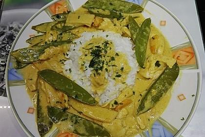 Thai Curry Erdnuss-Kokos-Hühnchen 74