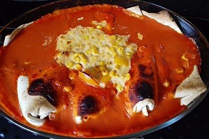 Enchiladas de Queso 12