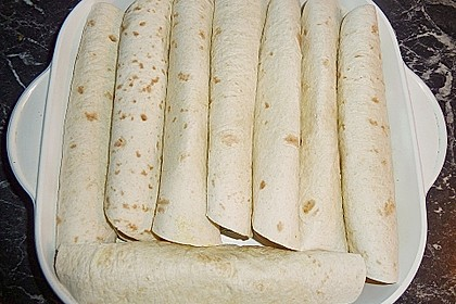 Enchiladas de Queso 7