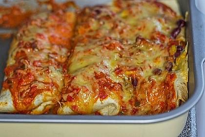 Enchiladas de Queso 4
