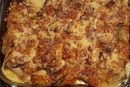 Enchiladas de Queso 8