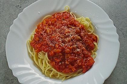 Tomatensoße 1