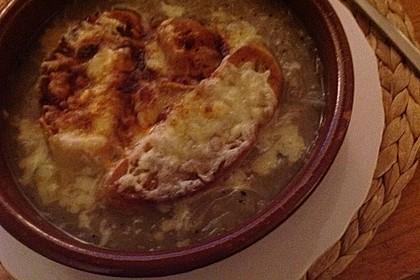 Zwiebelsuppe nach Art der legendären Pariser Marktfrauen 27
