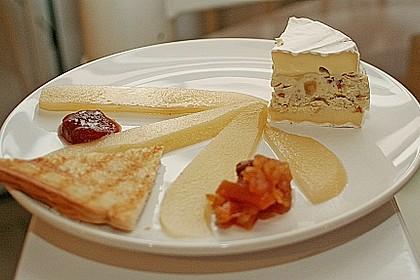 Der obligatorisch gefüllte Camembert