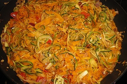 Zucchini - Spaghetti 72